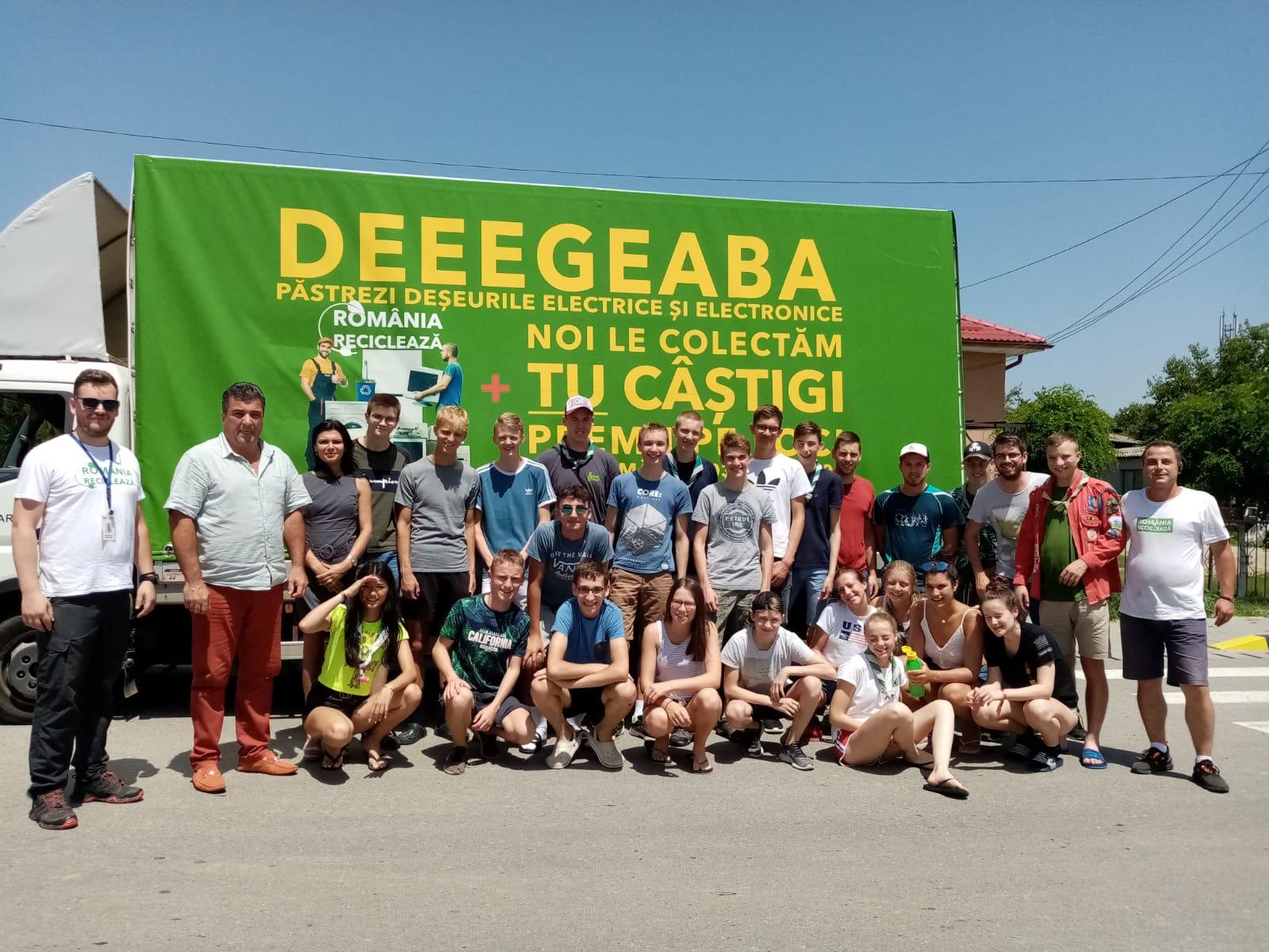 """Rezultate și concluzii după un an de la lansarea """"România Reciclează"""""""