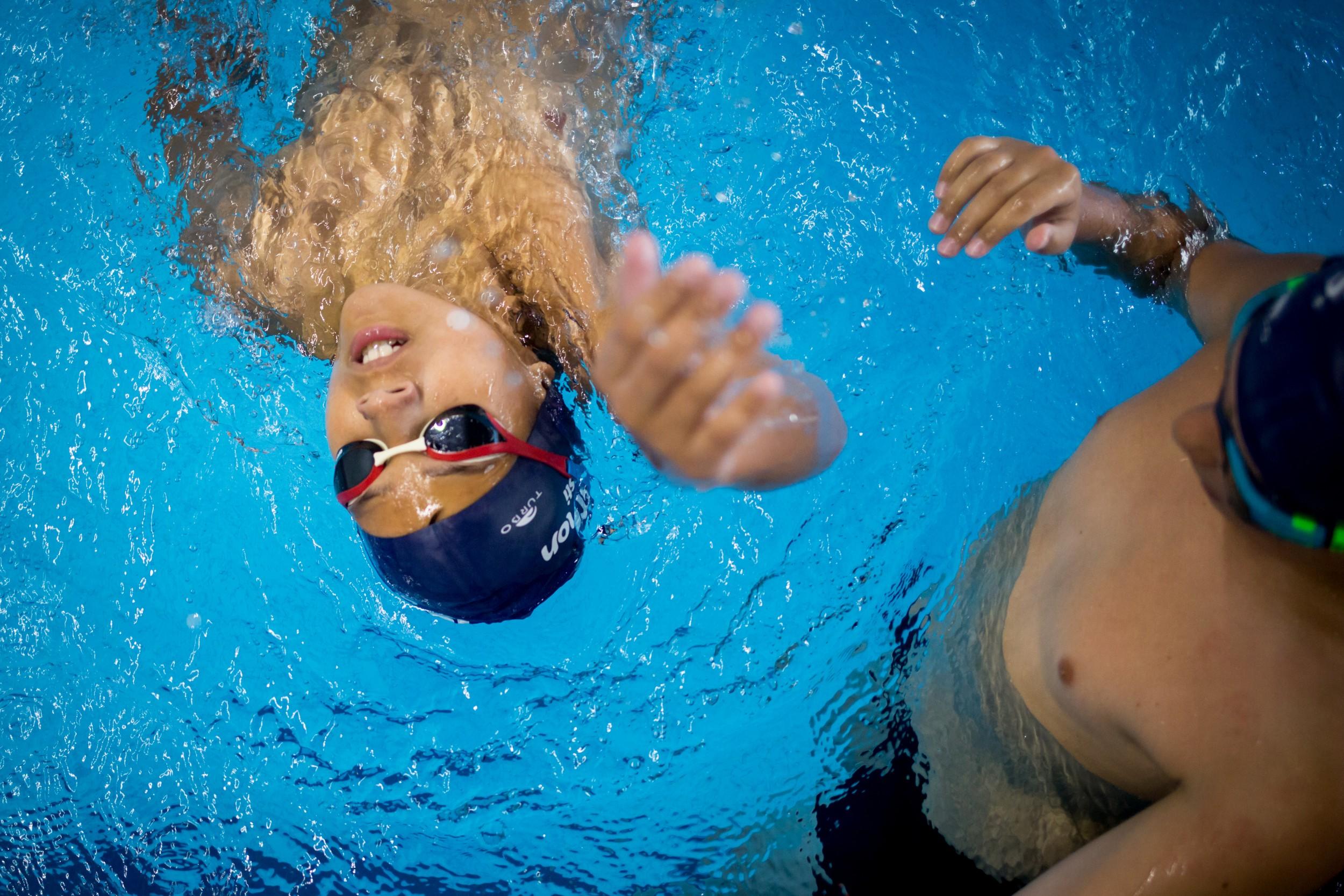 444 de înotători au strâns 546.441 de lei pentru 24 de proiecte care schimbă România la cea de-a șaptea ediție Swimathon București