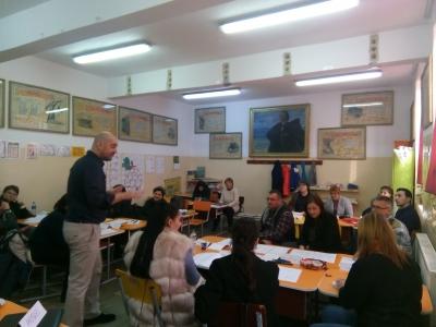 AsociaÈ›ia Ascendis a oferit traininguri pro-bono pentru 740 de profesori, elevi È™i voluntari ONG