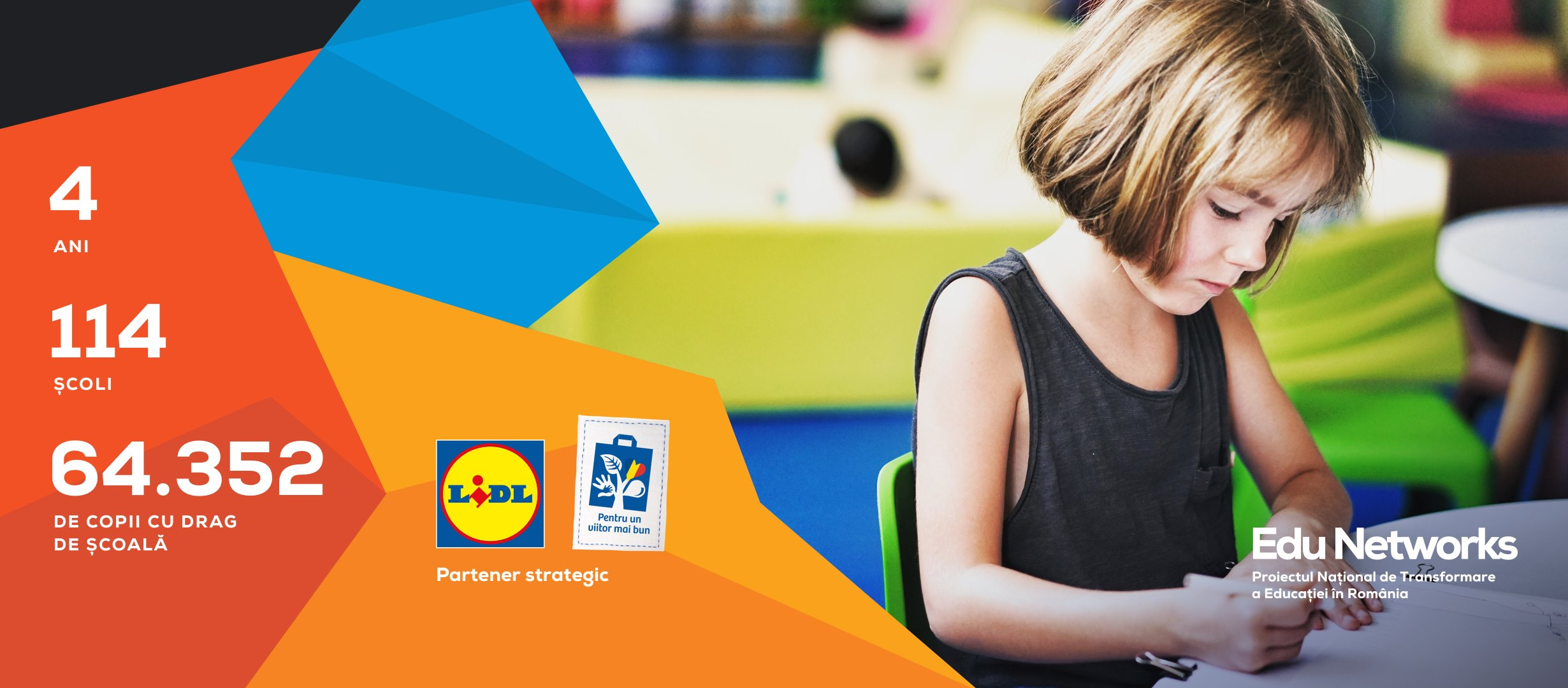 Edu Networks transformă educația pentru 260.000 de elevi din România