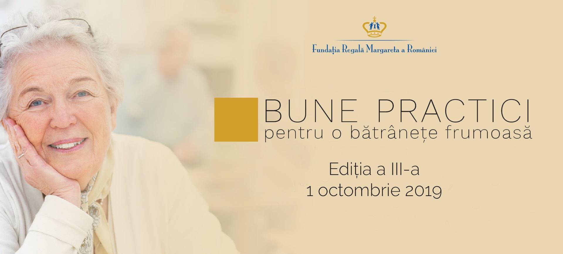 """Experți de top din domeniul senectuții sunt speakeri la Conferința națională """"Bune practici pentru o bătrânețe frumoasă"""", la București, pe 1 Octombrie"""