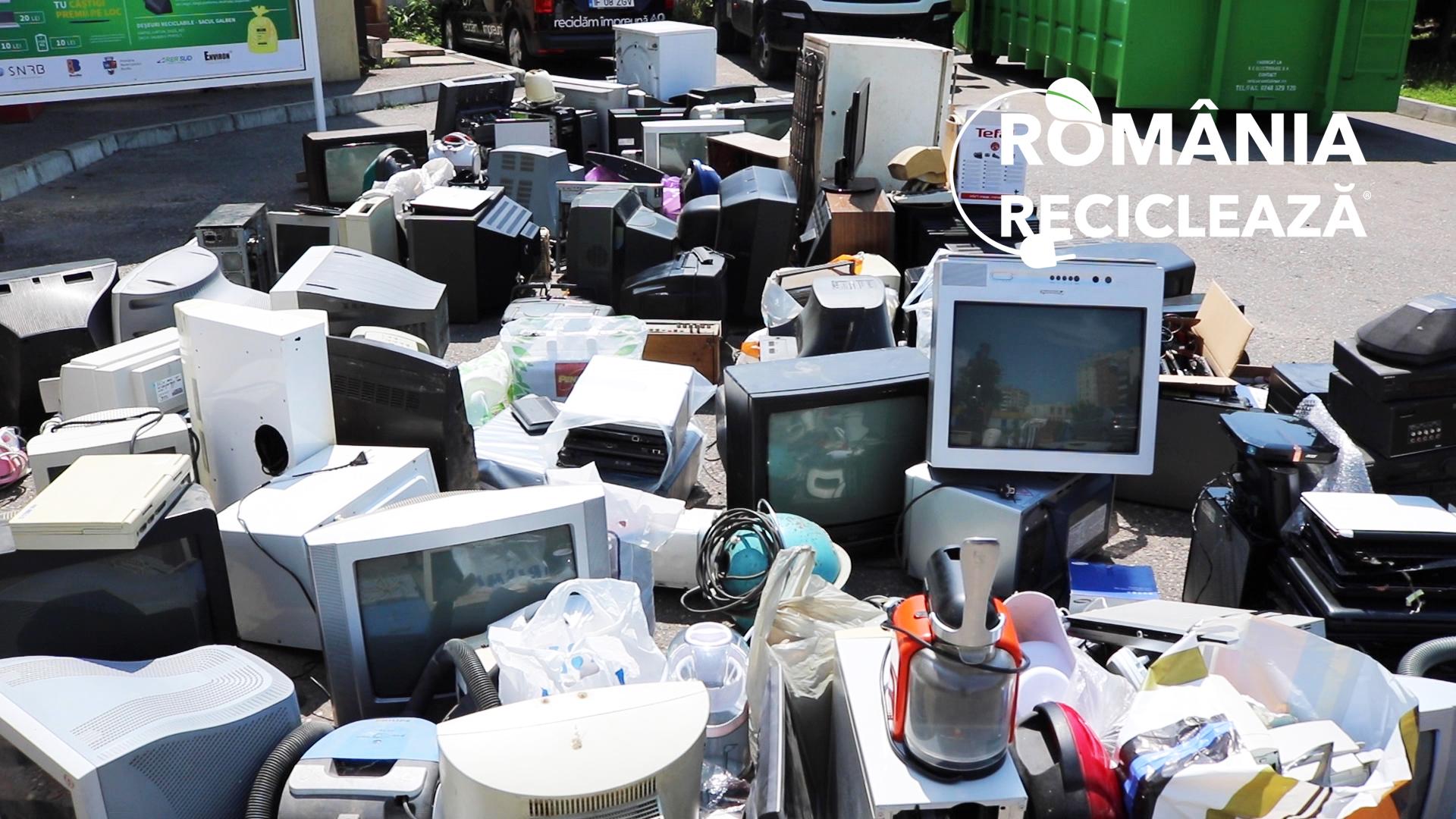 """Românii se pregătesc pentru curățenia de toamnă – începe a patra ediție """"România Reciclează�"""