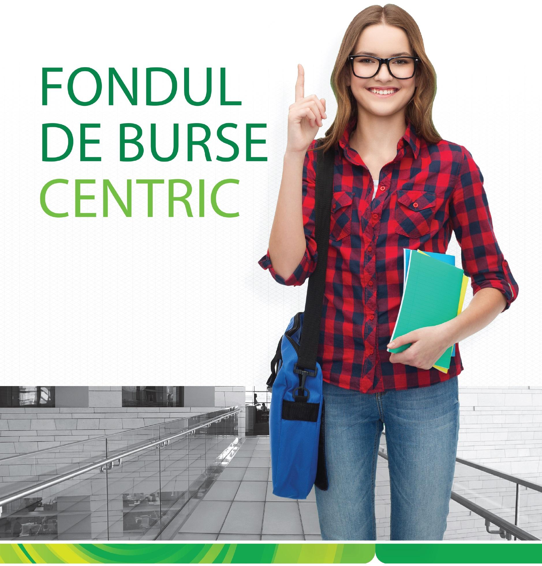 O nouă ediție a Fondului de Burse Centric sprijină și anul acesta elevii pasionați de matematică și informatică