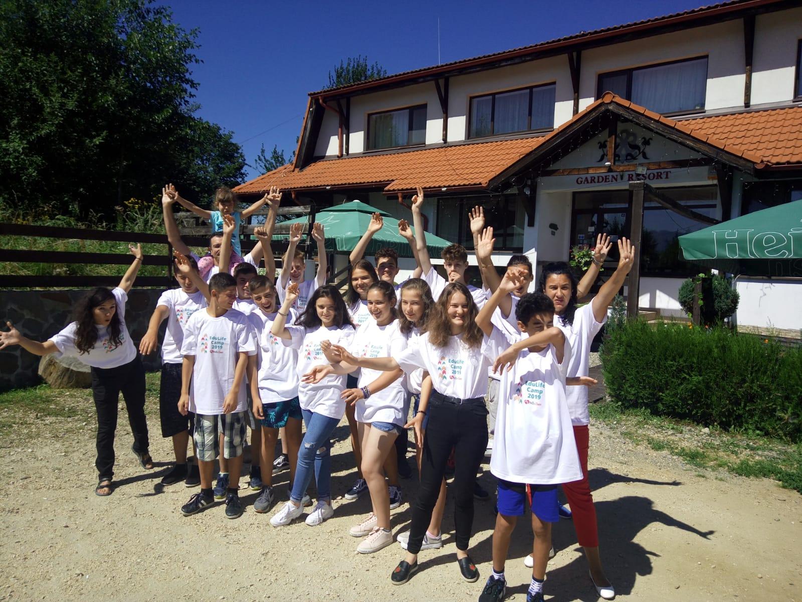 Asociația Better Chance a lansat tabăra pentru elevi EduLife Camp