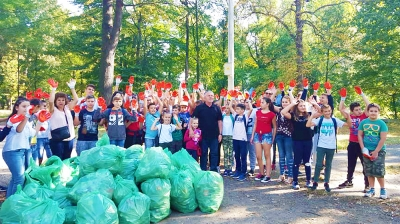 Let's Do It, Romania! organizează Ziua de Curățenie Națională pe 21 septembrie!