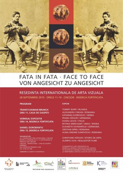 Resedința Internațională de Artă Vizuală Cincșor 2019