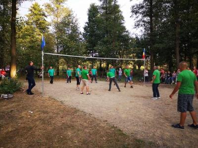 """Deschiderea """"Parcului Prieteniei� în Comuna Bilca"""