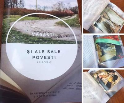 AsociaÈ›ia A.R.T. Fusion a lansat o culegere de poveÈ™ti rome