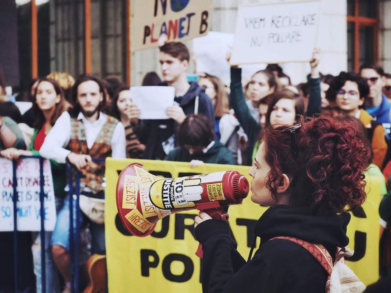 Ziua pentru acțiune climatică II - București 29 Noiembrie