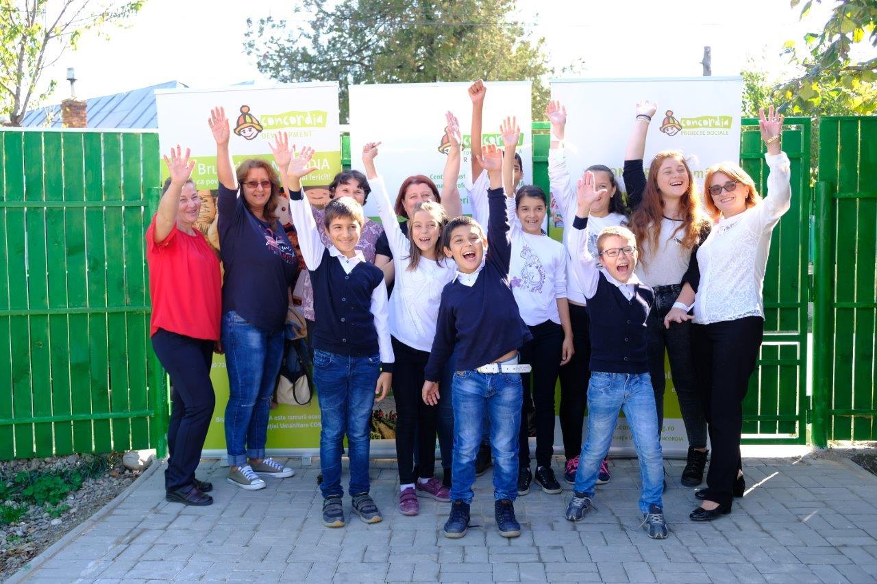 Organizația Umanitară CONCORDIA a inaugurat Casa de tip familial Elisabeth în Ariceștii Rahtivani
