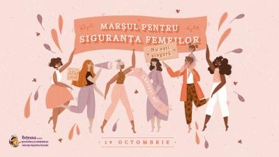 Marșul �Împreună pentru siguranța femeilor!�