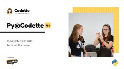 Py@Codette 4.1