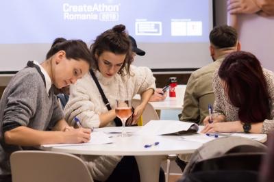 24 de ore de creativitate È™i fapte bune la CreateAthon Romania
