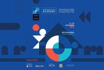 """Începe """"NATO Youth Academy�, un program unic de pregătire în domeniul securității transatlantice, dedicat generației millennials"""