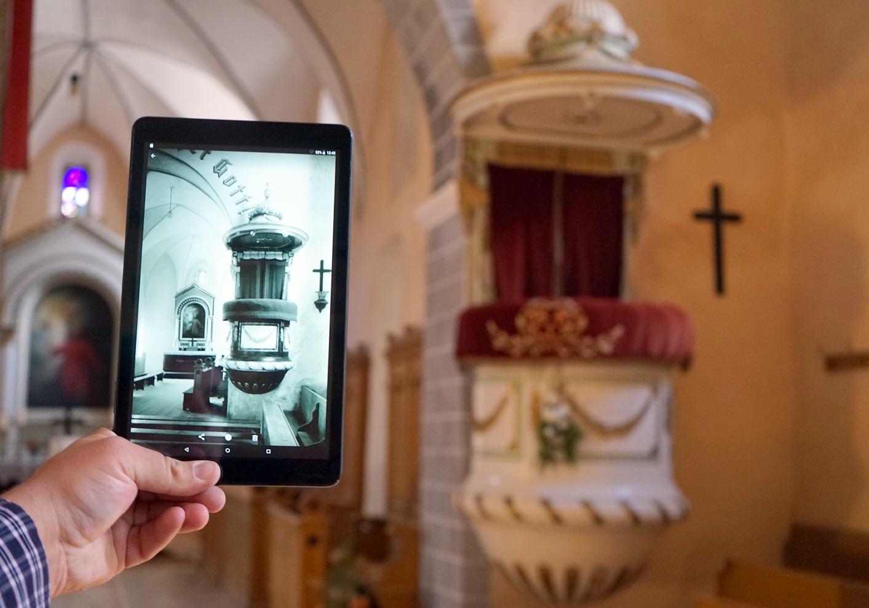 Biserica culturală multimedia la Cincșor