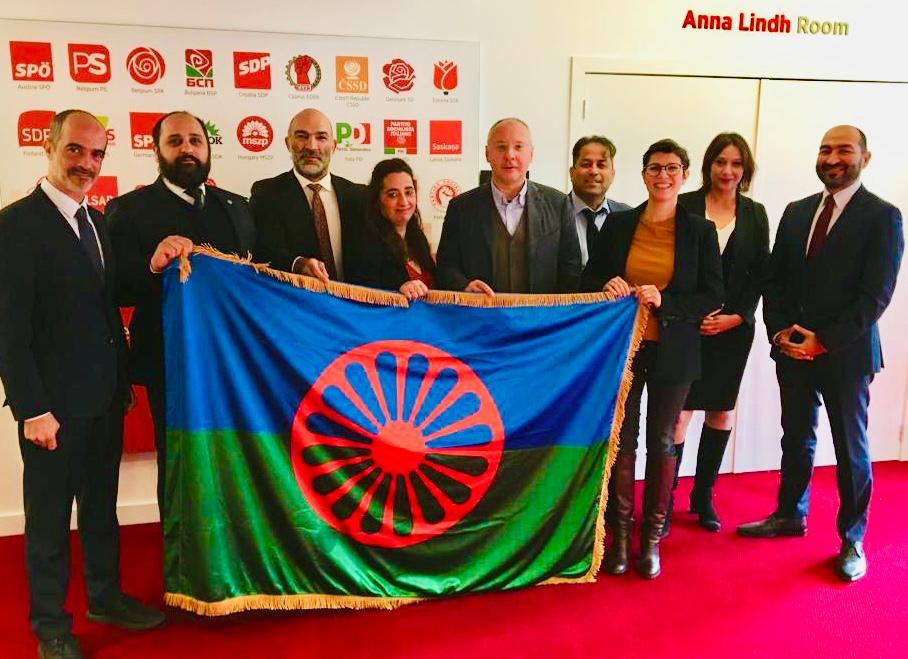 Președintele Parlamentului European și Comisarul desemnat pentru egalitatea de șanse s-au întâlnit cu reprezentanții romilor