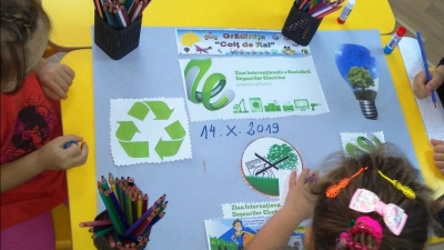 Peste 100 de organizații din lume au sărbătorit Ziua Internațională a Reciclării Deșeurilor Electrice în 2019