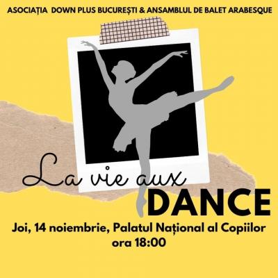 La vie aux dans, un proiect al incluziunii prin intermediul dansului