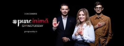 Pe 3 decembrie, de Ziua Internațională a Generozității, românii pun inimă