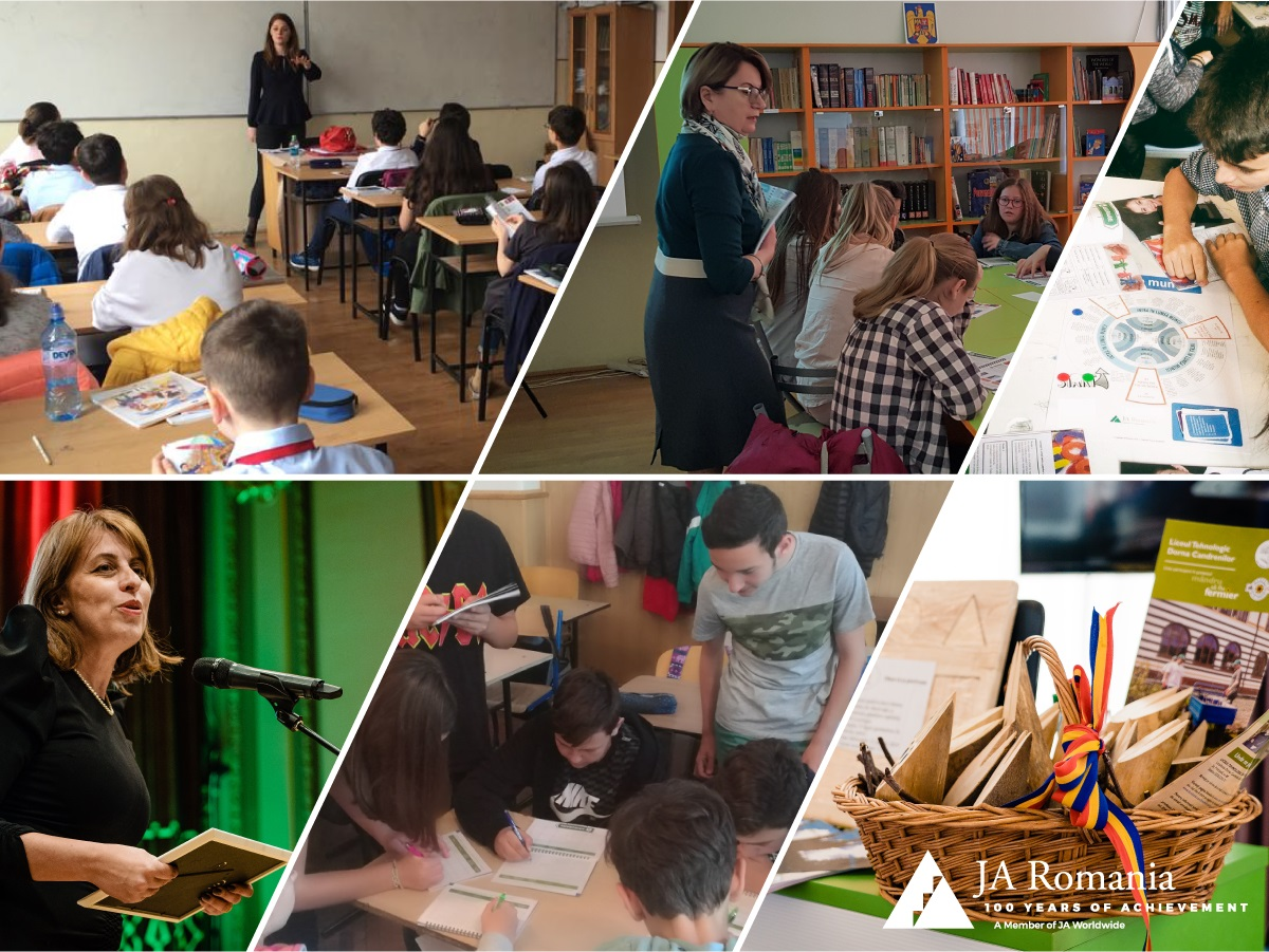 A sasea editie a programului Life Changer in Romania