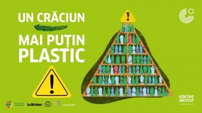 Goethe-Institut București vă urează anul acesta – Un Crăciun mai puțin plastic!
