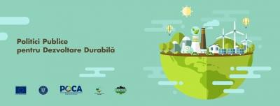 Șase politici publice pentru dezvoltare durabilă au fost depuse la Ministerul Mediului și Pădurilor