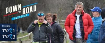 Opt tineri sportivi Special Olympics România, protagoniștii emisiunii �Down the Road. Aventura� de la TVR