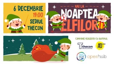 Lansare magazin online de fapte bune în cadrul evenimentului NOAPTEA ELFILOR