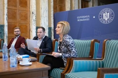 Secretariatul General al Guvernului a lansat programul �Promotorii Voluntariatului�