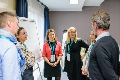 Edu Lab, atelierul de design thinking, găsește soluții pentru educația copiilor din mediul rural