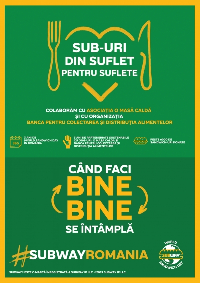 World Sandwich Day și comunitățile locale