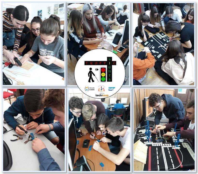 2 organizații școlare din România finaliste în Competiția Internațională Meet and Code 2019