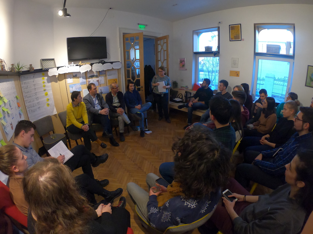Start-up-uri de antreprenoriat social dezvoltate de 24 de tineri la cursul internaÈ›ional ELAN