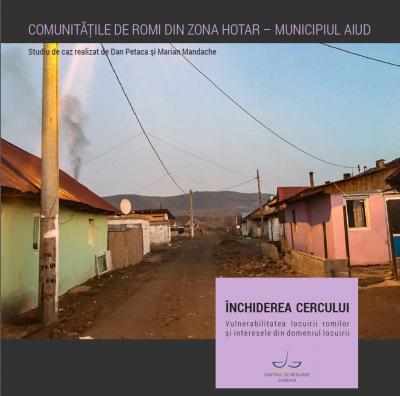 Lansare studiu Comunitățile de romi din zona Hotar – Municipiul Aiud