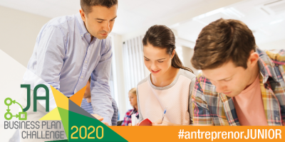 Au început înscrierile la competițiile naționale și internaționale de antreprenoriat pentru tineri