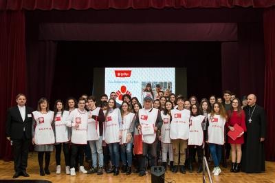 Premeirerea voluntarilor Caritas Eparhial Oradea