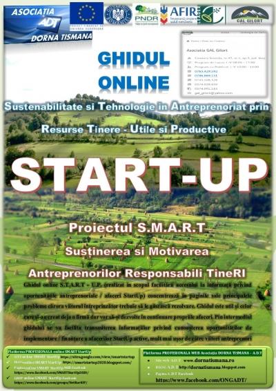 Ghidul online S.T.A.R.T-U.P