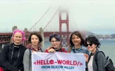 Au început înscrierile pentru Technovation Girls 2020