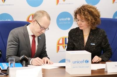 Avocatul Poporului È™i UNICEF susÈ›in participarea copiilor