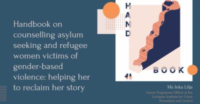 Webinar gratuit despre consilierea femeilor refugiate care au fost victime ale violenÈ›ei de gen