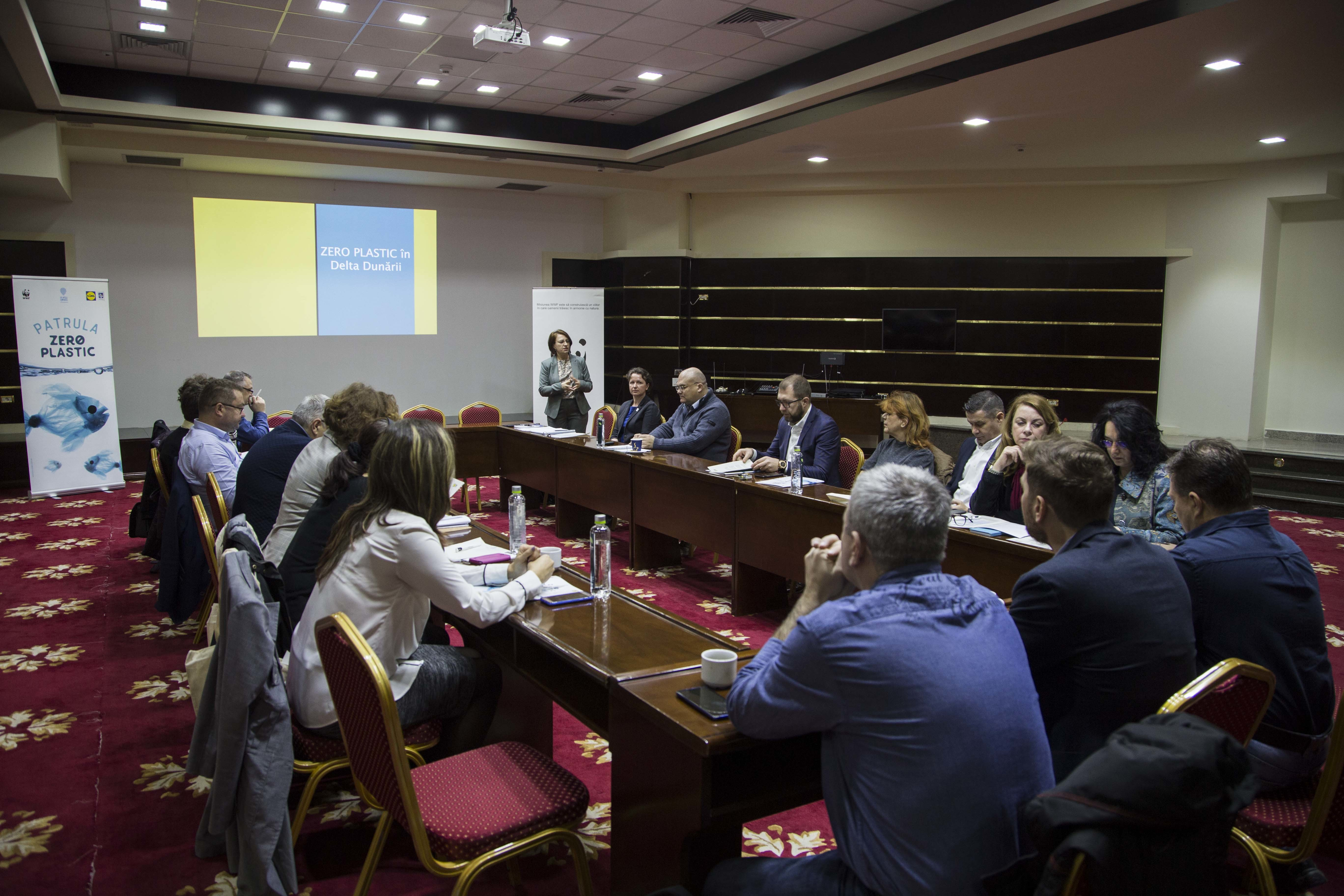 """WWF România își propune pentru 2020 un proiect ambițios: """"Zero plastic în Delta Dunării�"""