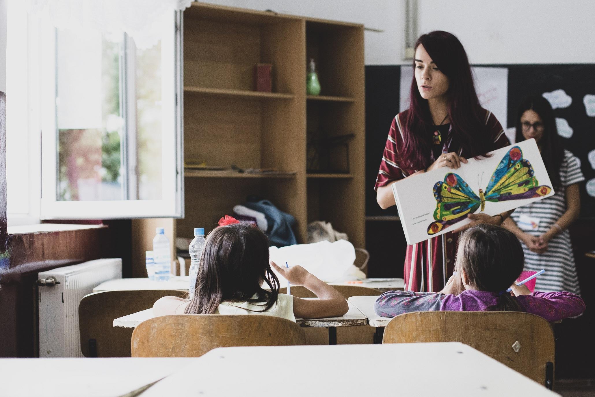 350 de copii din medii vulnerabile au È™ansa la educaÈ›ie de calitate
