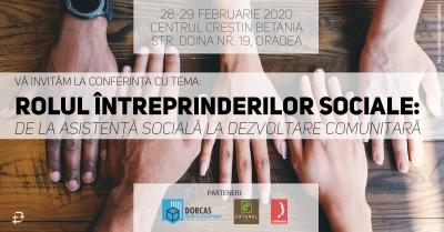 Rolul întreprinderilor sociale: de la asistență socială la dezvoltare comunitară