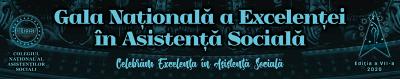GALA NAȚIONALĂ A EXCELENȚEI ÎN ASISTENȚĂ SOCIALĂ, EDIȚIA A VII-A: START VOT!