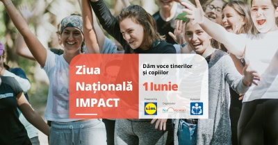 Tinerii din toată România se unesc pentru a face bine în comunitățile lor