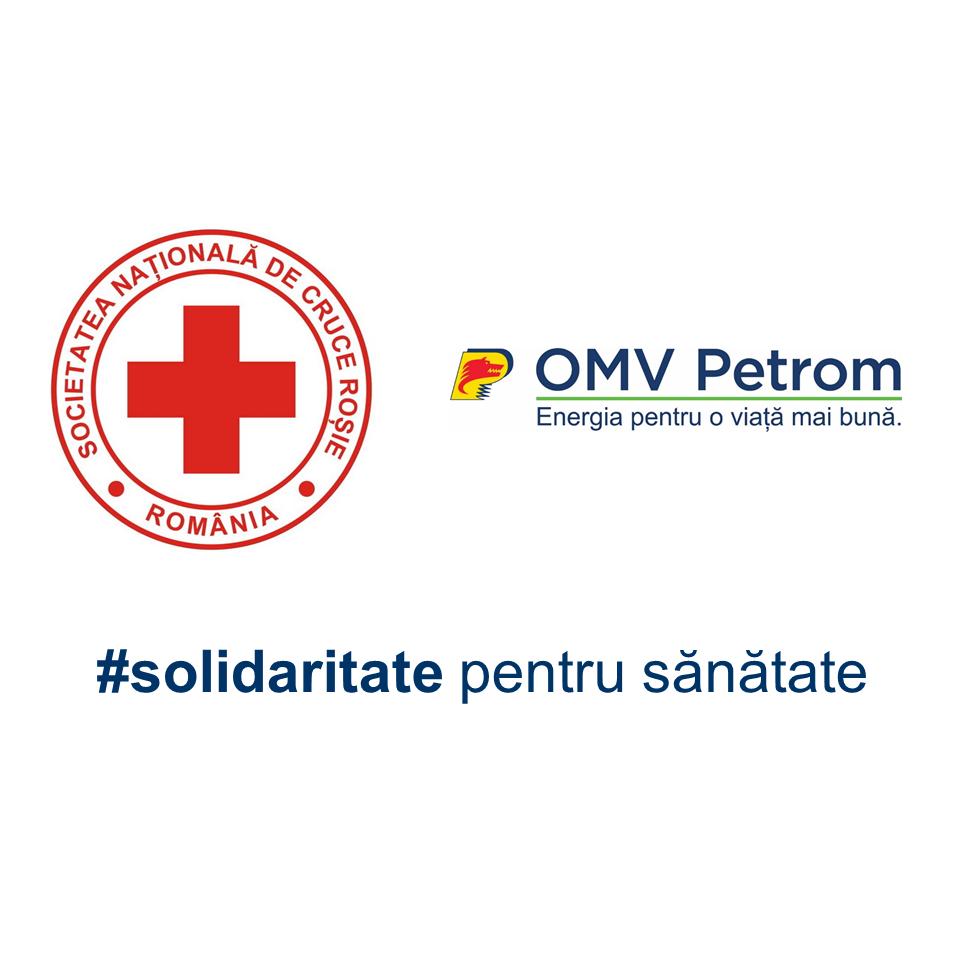 Intervenția Crucii Roșii Române în pandemia COVID-19 susținută cu o donație de 1 milion de euro