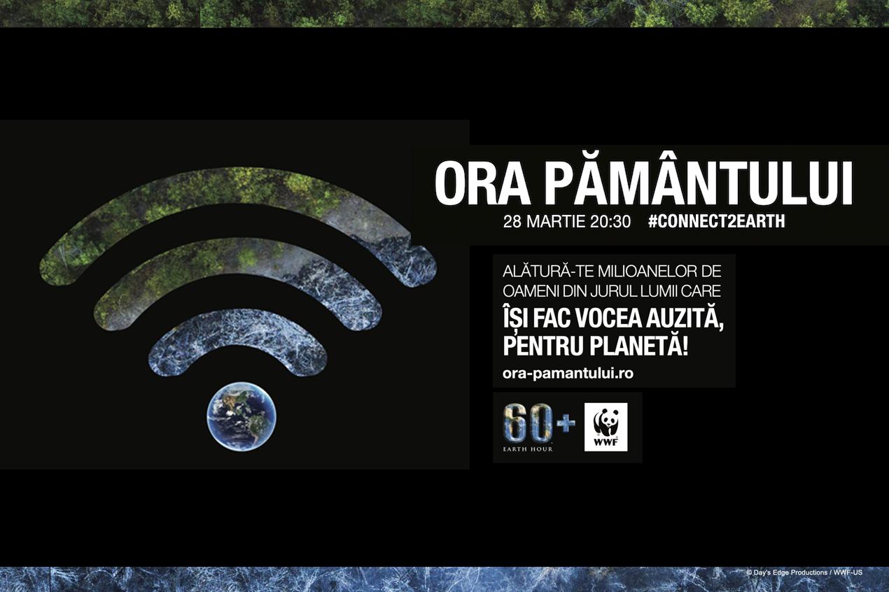 Ora Pământului 2020 se mută online - mai mulți artiști din România se alătură mișcării internaționale
