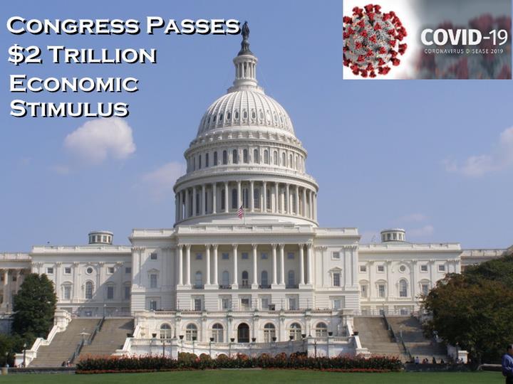 Legea CARES, adoptată de Statele Unite ca răspuns la pandemia COVID-19, oferă ajutor imediat ONG-urilor