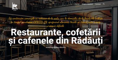 Platformă în sprijinul economiei locale din Rădăuți direct afectată de pandemia COVID-19