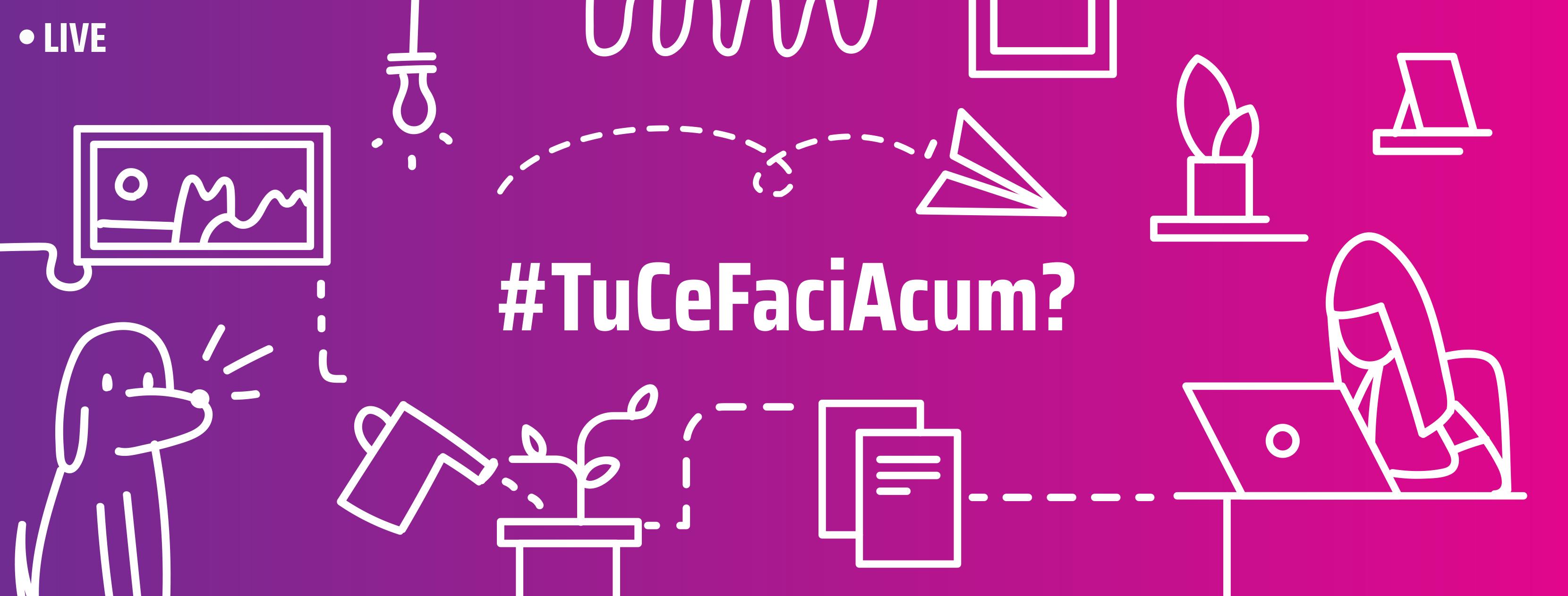 Școala de Valori lansează campania #TuCeFaciAcum? campanie de conștientizare și responsabilizare